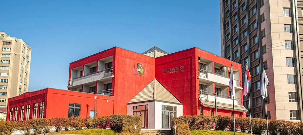 Edelweiss Art Hotel