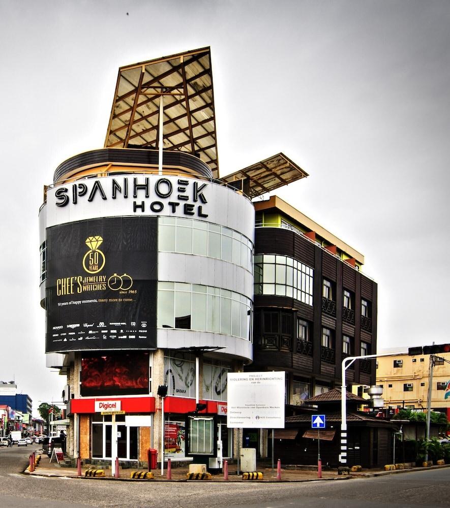 Spanhoek Hotel & Apartments