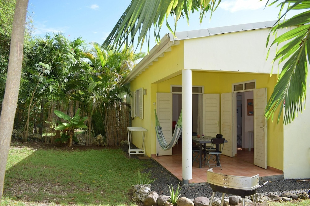 House With one Bedroom in Le Gosier, With Furnished Terrace and Wifi -