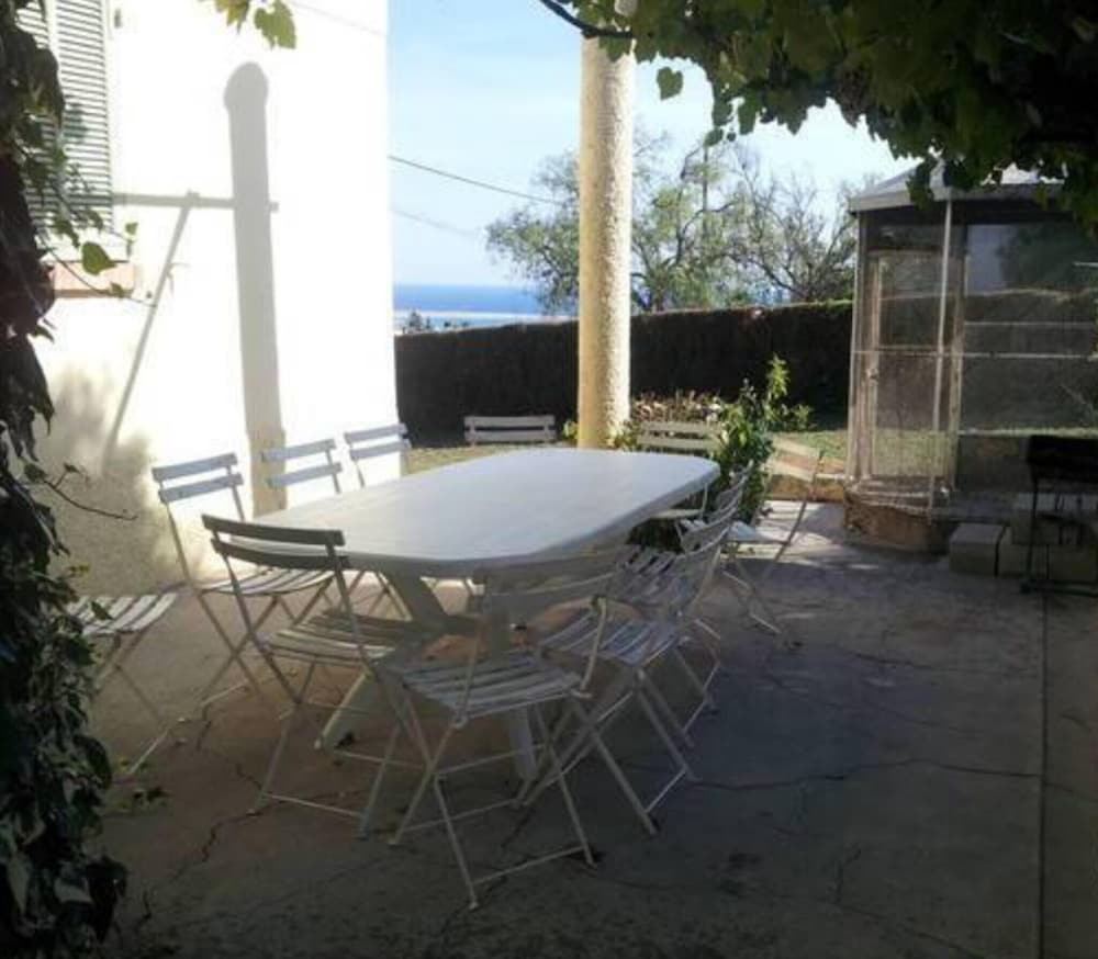 House With 3 Bedrooms in Cagnes-sur-mer, With Wonderful sea View, Encl