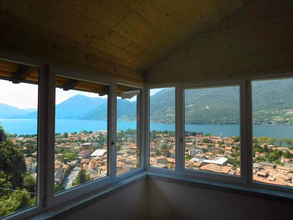 Apartment With one Bedroom in Dervio, With Wonderful Lake View and Wif