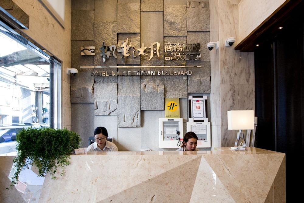 Hotel Maple - Taichung