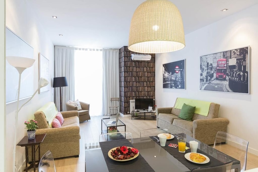 SmartRental Madrid Gran Via Apartments