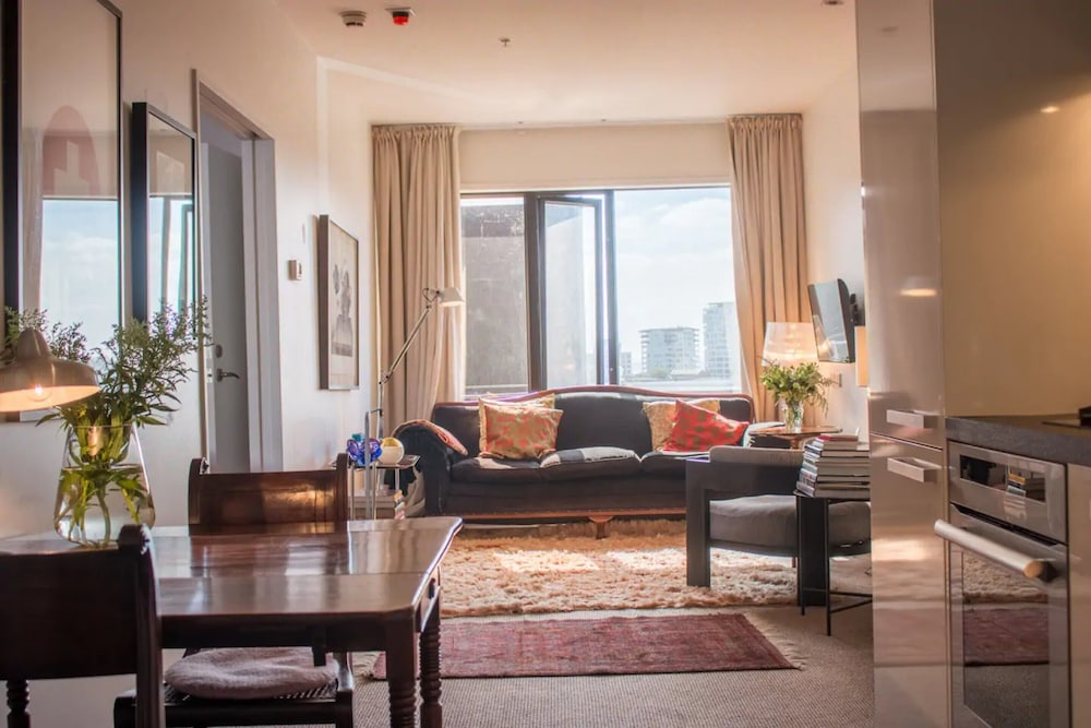 Relaxing Central Apartment in Eden Terrace