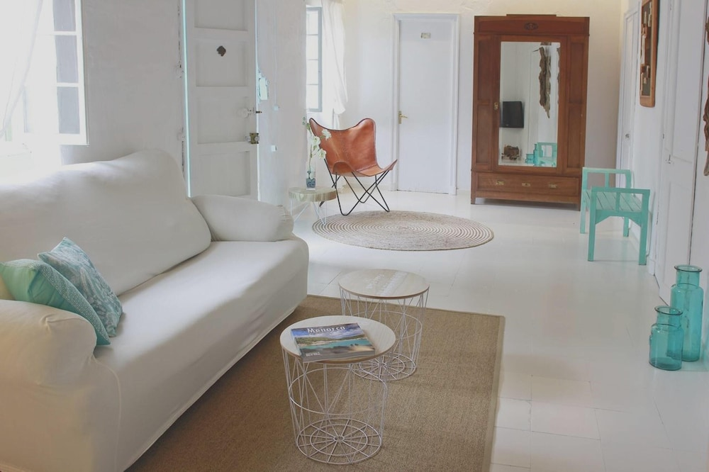 House With 4 Bedrooms in Maó, With Wifi - 5 km From the Beach