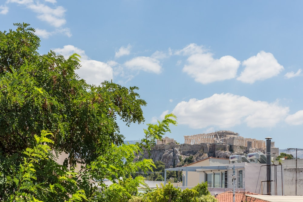 Flat & Roof Garden-Heart of Historic Athens