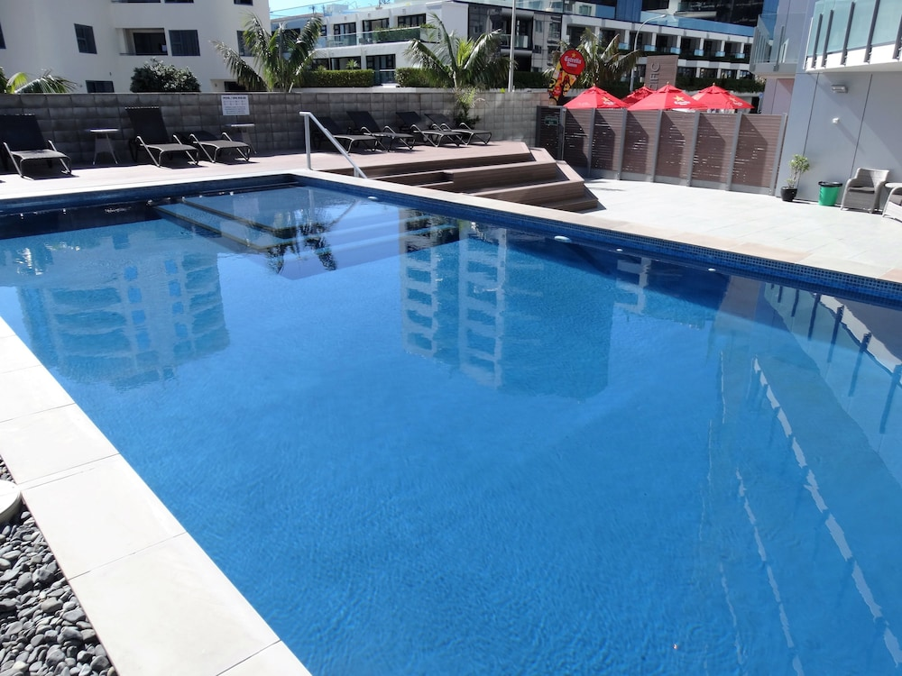 The Pacific Apartments