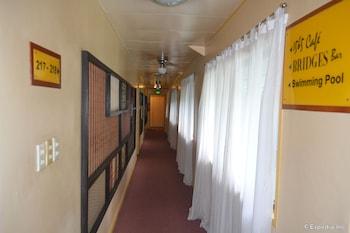 Hotel Cesario Cebu Hallway