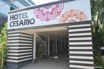 Hotel Cesario Cebu Hotel Front