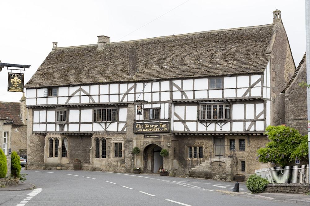 The George Inn and The Plaine