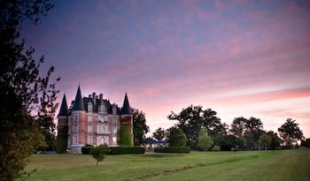 tarifs reservation hotels Château d'Apigné