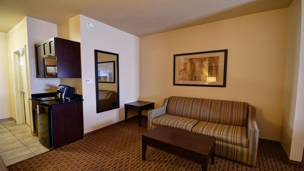 Holiday Inn Express Hotel and Suites Del Rio