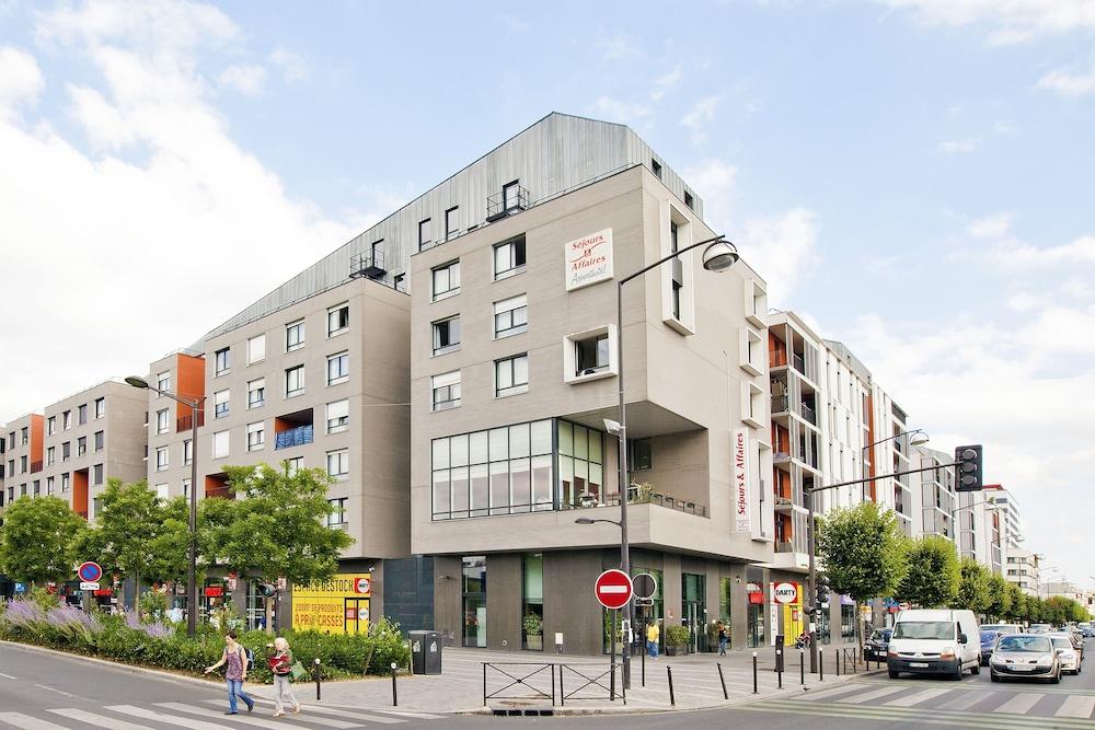 Séjours & Affaires Paris-Vitry