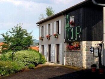 tarifs reservation hotels Hôtel Restaurant La Tour