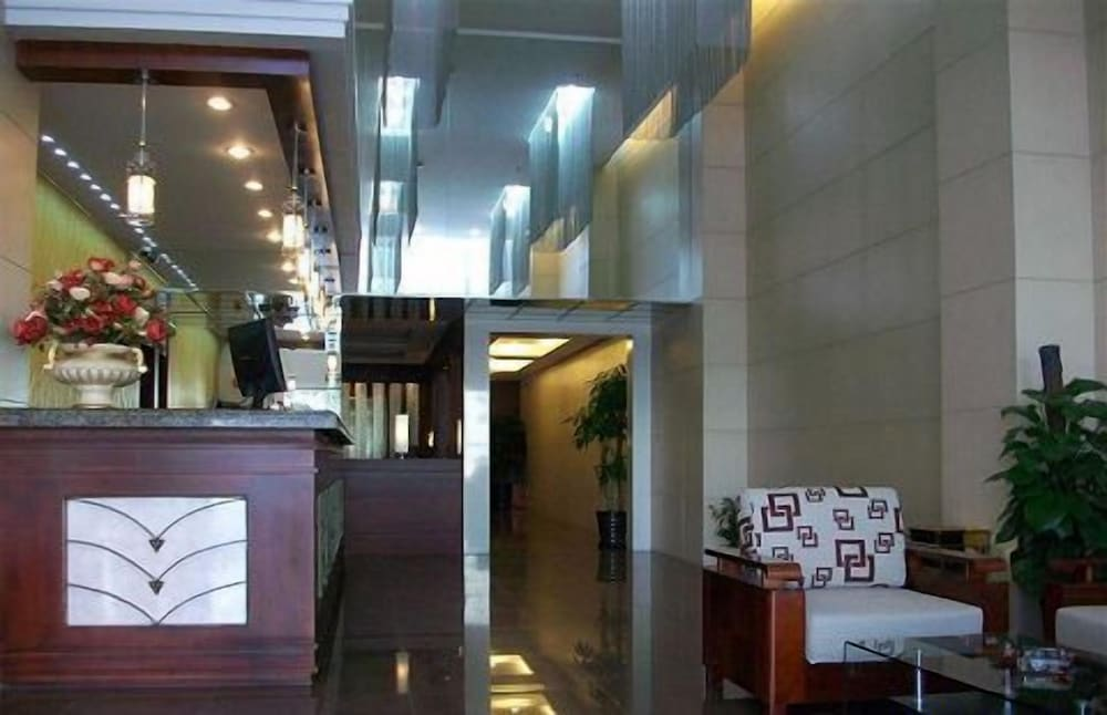 GreenTree Inn Shanghai ZhangJiang GuangLan Road MetroStation