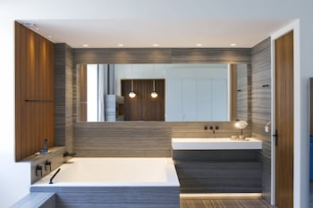 Le Centre Nautique Suites - Bathroom  - #0