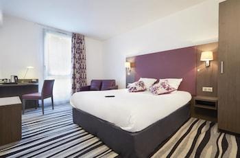 tarifs reservation hotels Hôtel Kyriad Saint Quentin en Yvelines - Montigny