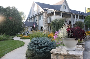 Country House Resort in Sister Bay, Wisconsin