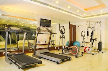 The Pearl - Fitness Facility  - #0