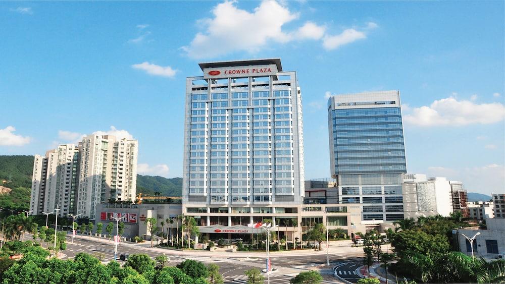 Crowne Plaza Zhongshan Wing on City