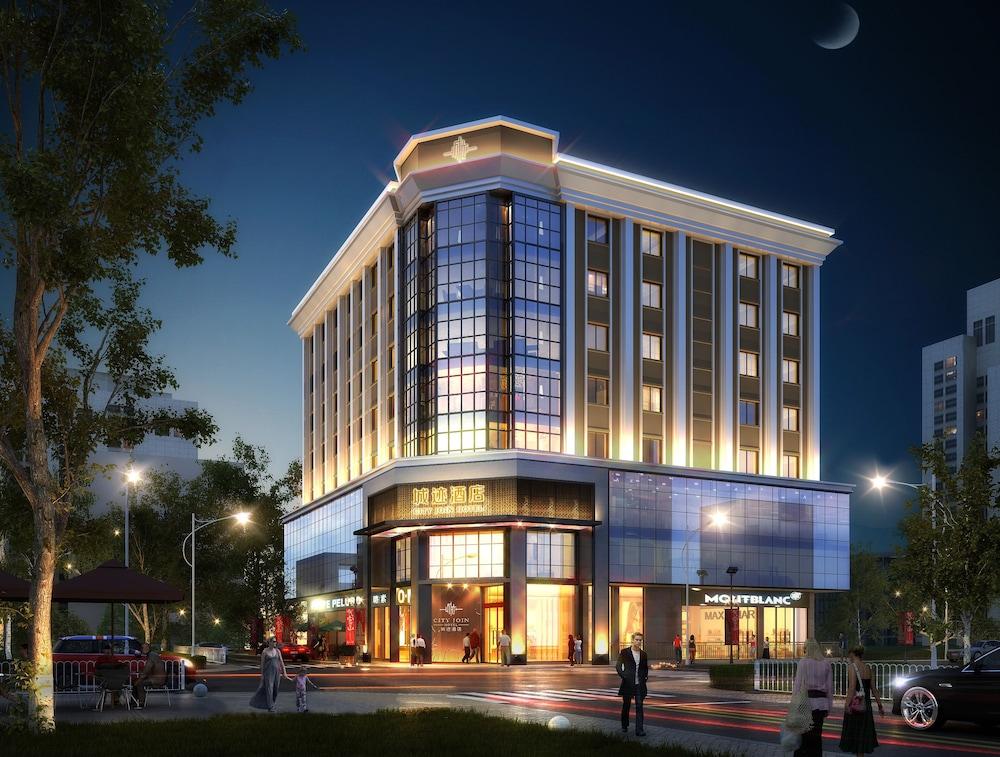 Guangzhou City Join Hotel Shipai Qiao Branch