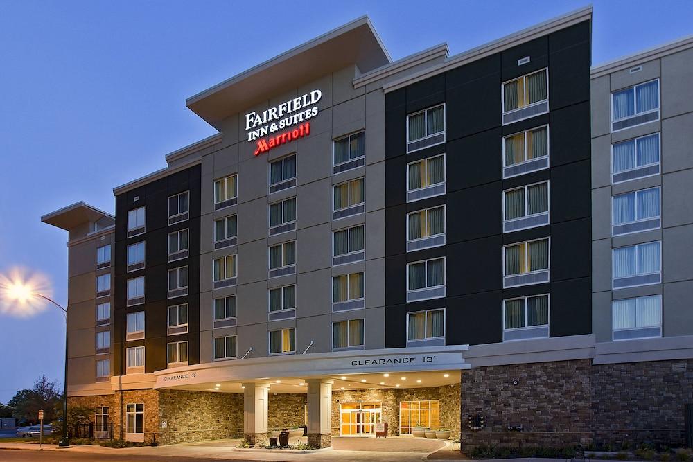 Fairfield Inn & Suites by Marriott San Antonio Alamo Plaza/Convention