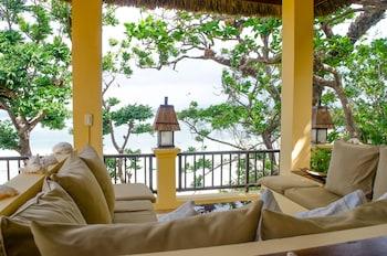 Palm Breeze Villa Boracay Terrace/Patio