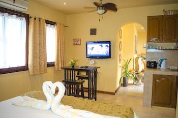 Palm Breeze Villa Boracay Guestroom