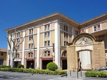 奥达莱斯阿特里厄姆公寓酒店
