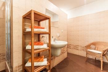 The Secret Garden Apartment Jozefa - Bathroom  - #0