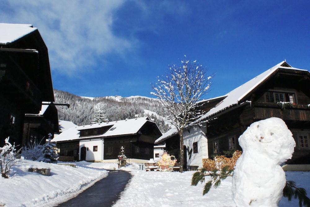 Feriendorf Kirchleitn - Kleinwild