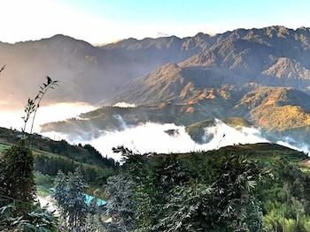 Sapa View Hotel - View from Hotel  - #0