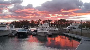 Heron Suites at Port of Egypt Marine in Southold, New York
