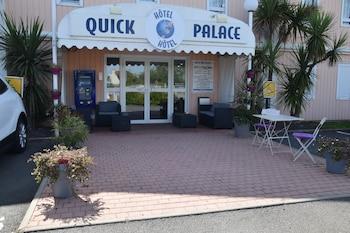 tarifs reservation hotels Quick Palace St Brieuc Tregueux