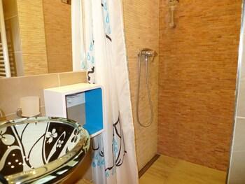 City Apartments Vienna - Stuwerstraße - Bathroom  - #0