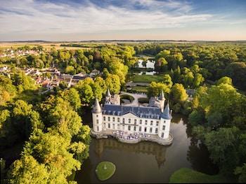 tarifs reservation hotels Château d'Ermenonville