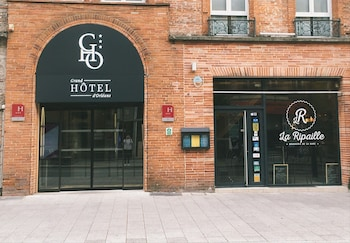 tarifs reservation hotels Grand Hotel d'Orléans