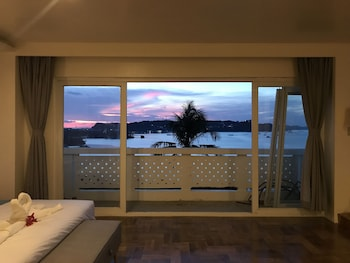 Flora East Resort and Spa Boracay Balcony