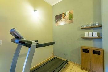 Hotel Mateos 1215 - Gym  - #0