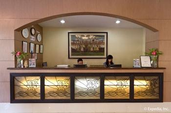 EGI Resort and Hotel Mactan Reception