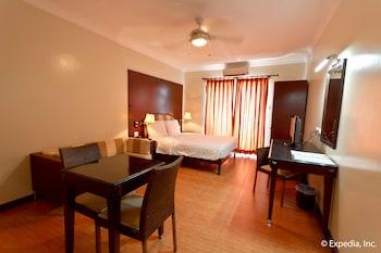 EGI Resort and Hotel Mactan Living Area