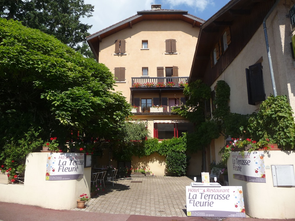 Hôtel la Terrasse Fleurie