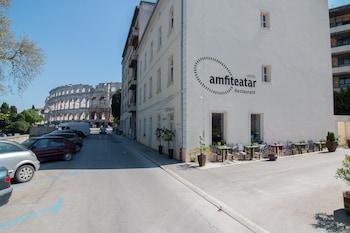 Hotel Amfiteatar - Interior Entrance  - #0