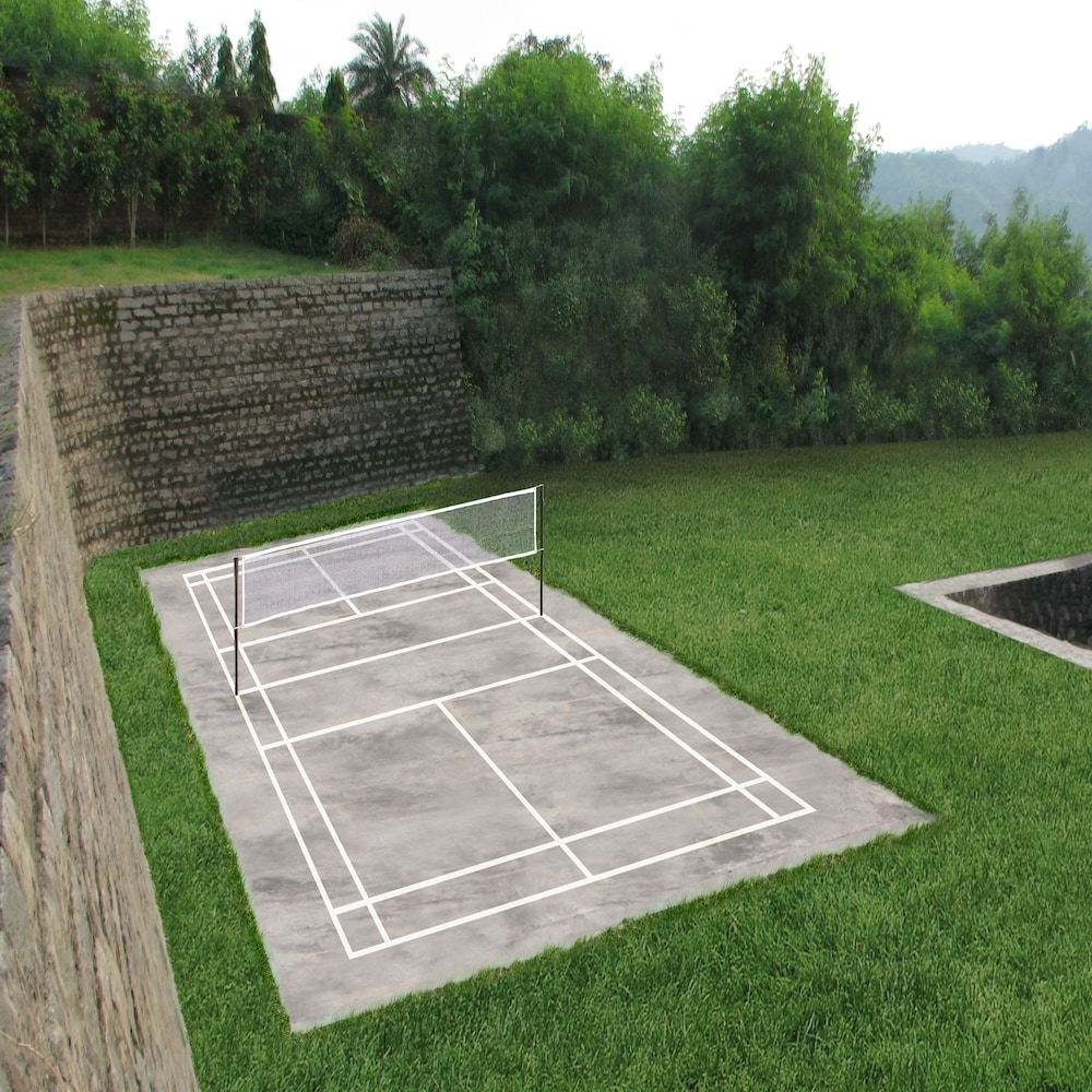 Tennis and Basketball Courts 27 of 28