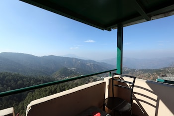 Hotel Chail Residency - View from Hotel  - #0