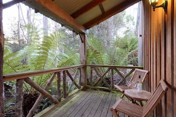 Lemonthyme Wilderness Retreat - Balcony  - #0