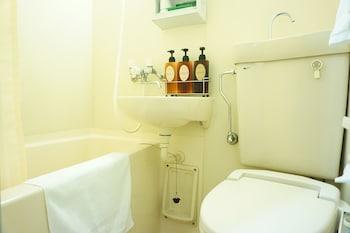 Hotel Route-Inn Hakata Eki Minami - Bathroom  - #0