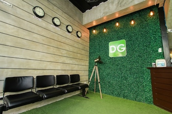 Domestic Guesthouse Pasay Lobby