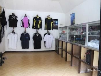 Blue Ribbon Dive Resort Puerto Galera Gift Shop