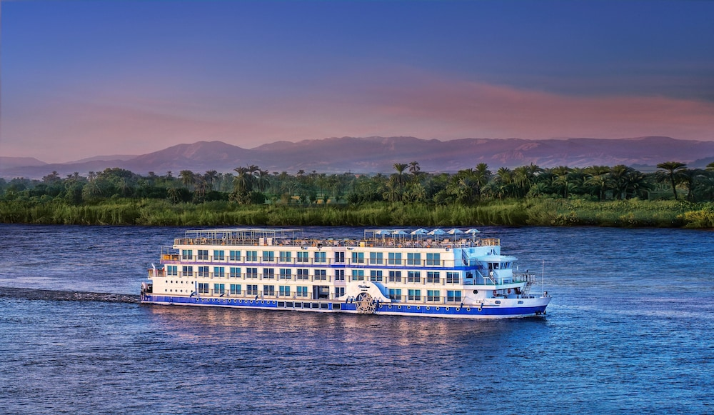 HS The Oberoi Philae, Luxor-Aswan 4 Night Cruise Sat-Tue
